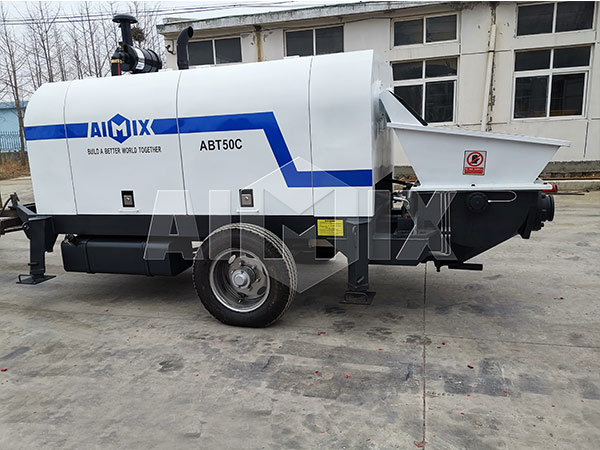 ABT50C diesel pump Bangladesh