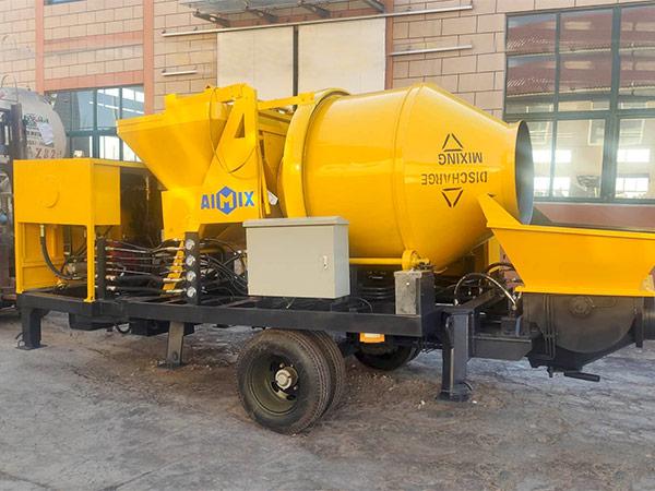 diesel cement mixer pump Malaysia