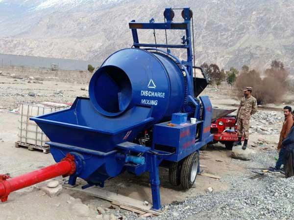 diesel mixer pump in Pakistan