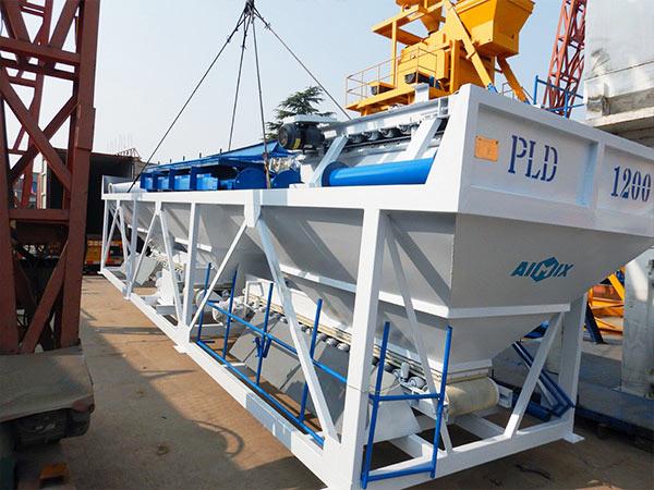 PLD1200 concrete batching machine