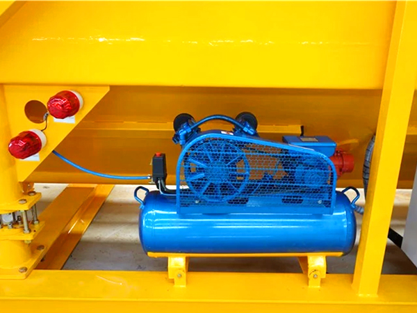 compressor de ar para silo de cimento horizontal