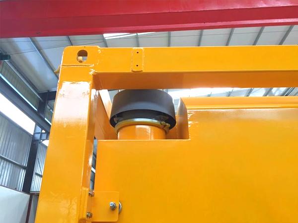 válvula de alívio de pressão do silo de cimento horizontal