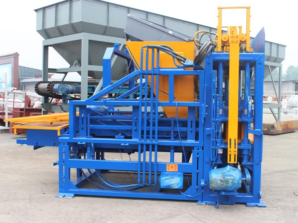 ABM-3S automatic brick machine