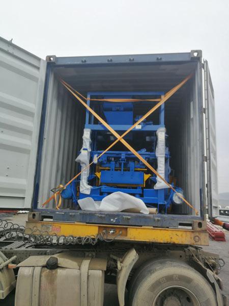 ABM-4C2 block making machine