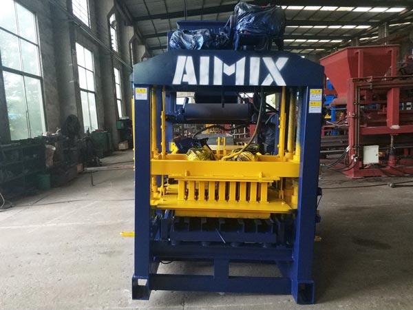 Máquina automática de tijolos ocos ABM-8S