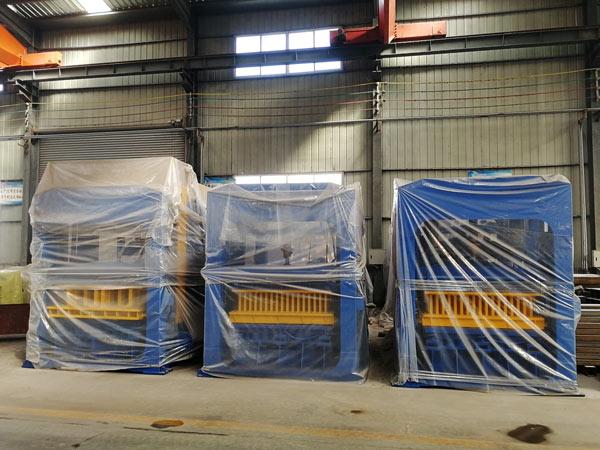 AIMIX block manufacturing machine factory