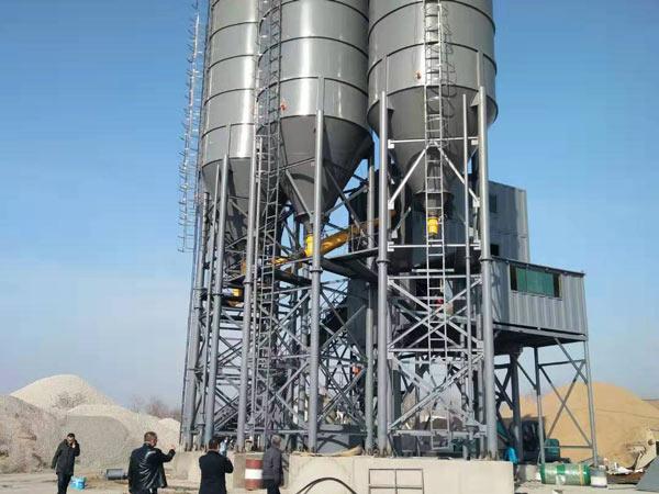 AJ-90 container concrete plant