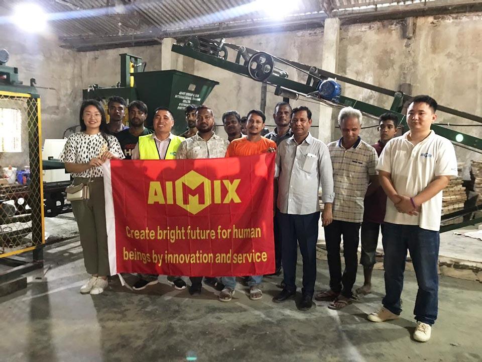 after-sales maintenance for ABM-3S Chittagong Bangladesh