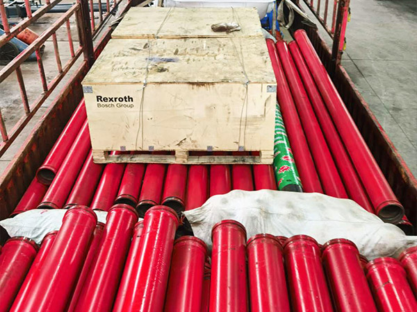 pipelines for pump