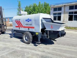 Bomba de concreto movida a diesel ABT40C