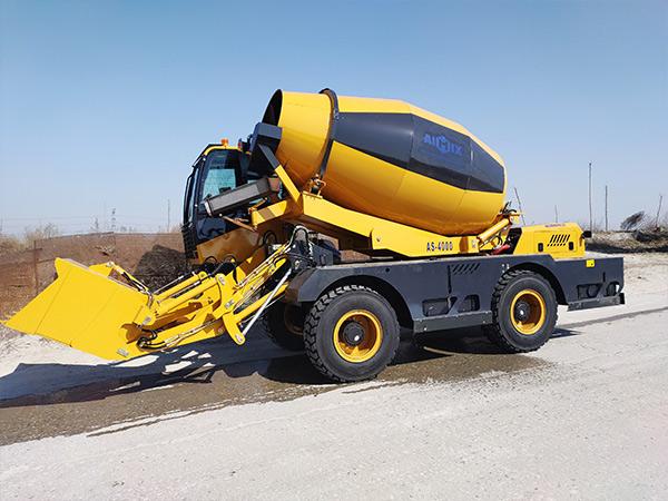 self loading mixer Kenya