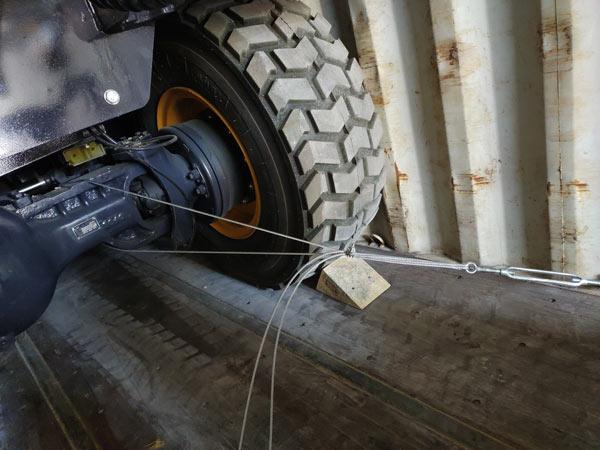 pneus de auto-misturadora