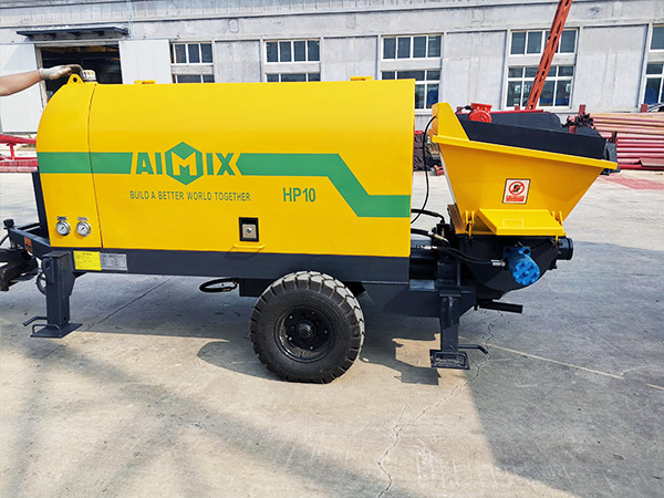 cement mortar pump Malaysia