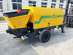cement mortar pump for Malaysia