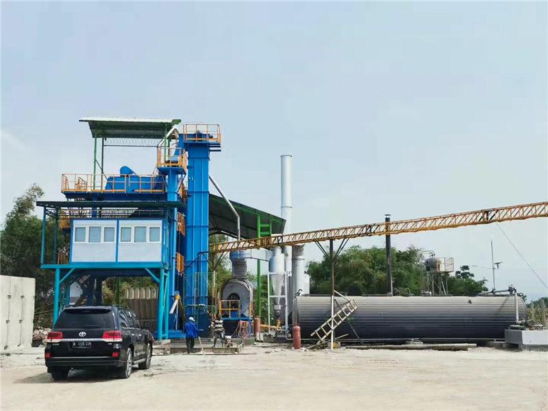 ALQ100 Stationary Asphalt Plant