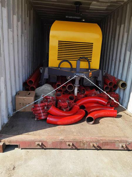 ABT40C diesel cement pump