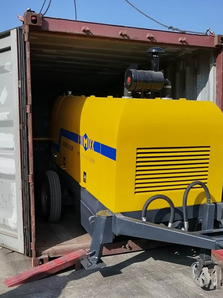 diesel pump to the Philippines