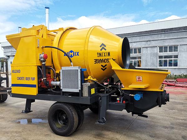 mixer pump Indonesia