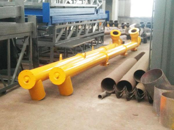screw conveyor of mini concrete plant