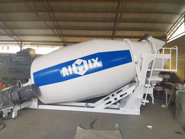 concrete mixer drum to Indonesia