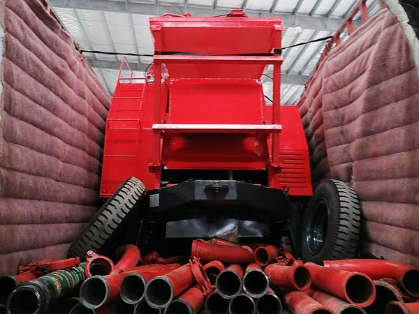 pequena bomba misturadora a diesel para a Malásia