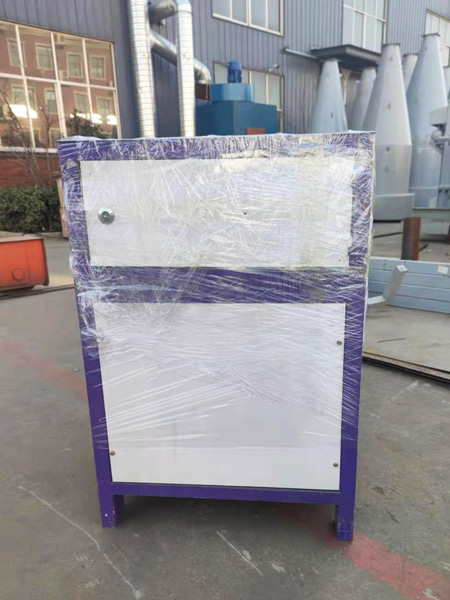 packing machine of plaster plant