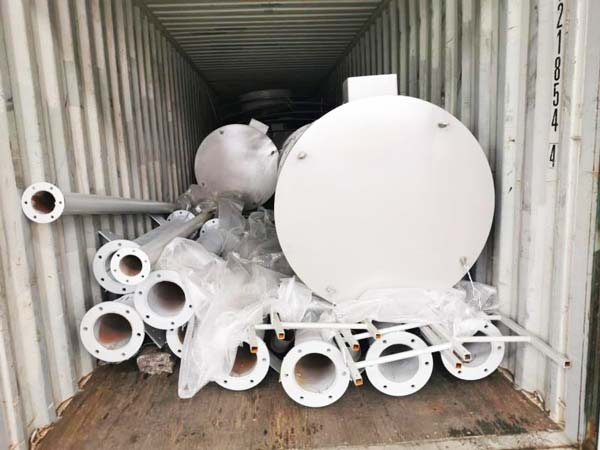 10 ton dry mortar production line Malaysia