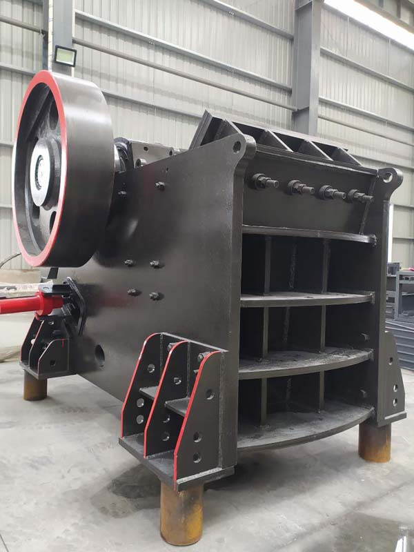 European jaw crusher