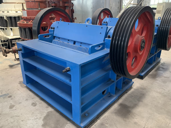 PE400 small size jaw crusher