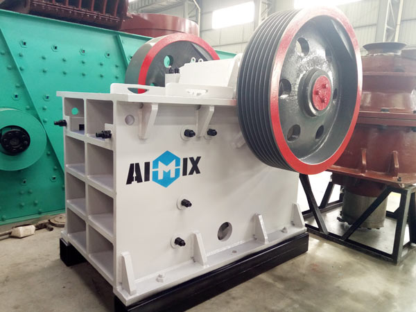 PE500 small jaw crusher