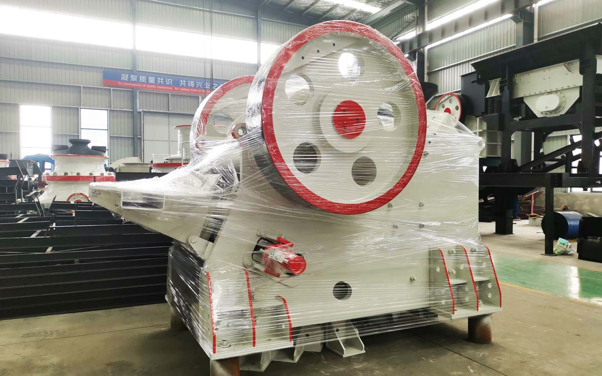 european jaw crusher AIMIX