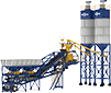 AJY-35 Мобильный бетонный завод