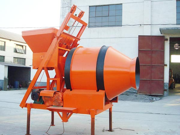 JZM500 small concrete mixer