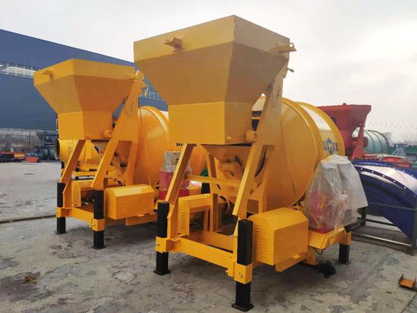 small concrete mixer Indonesia