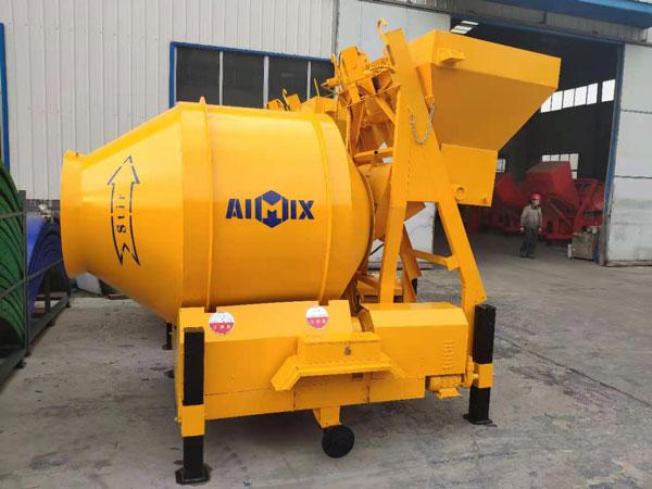 small concrete mixer machine Indonesia
