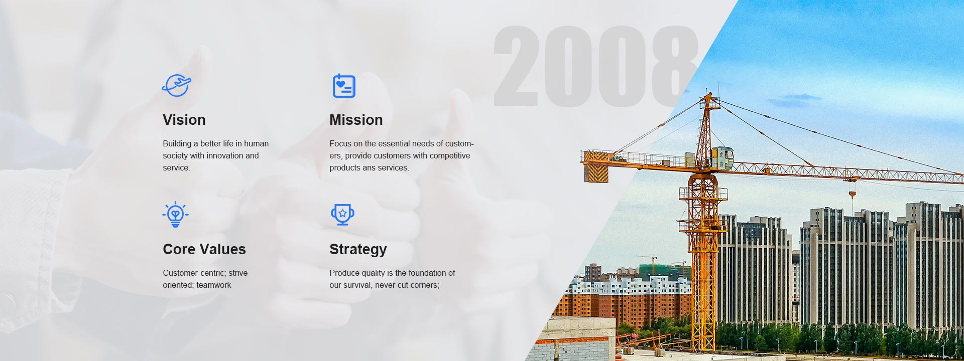 AIMIX Group Vision Mission