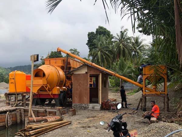 AJT-35 for water engineering project