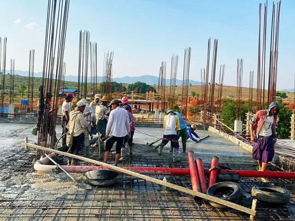 AJ-35 for house building