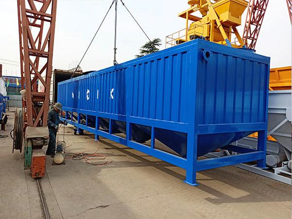 horizontal silo to Malaysia
