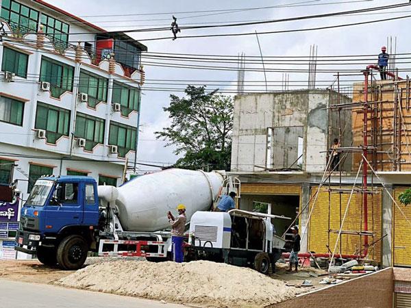 ABT40C Myanmar for high building