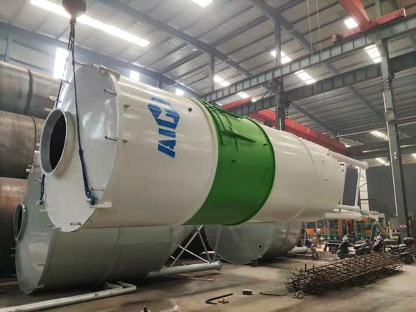 cement silo of 30 ton