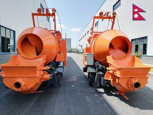 diesel mixer pumps to Nepal