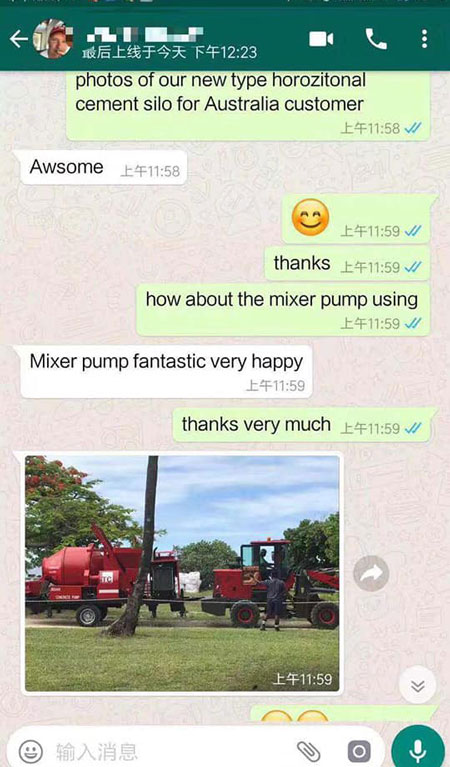 highly praise from customer