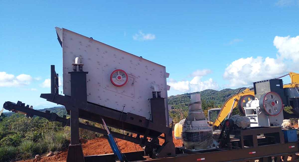 mobile crusher plant equipment Madagascar