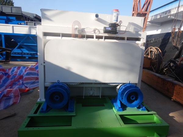 twin shaft mixer for Indonesia