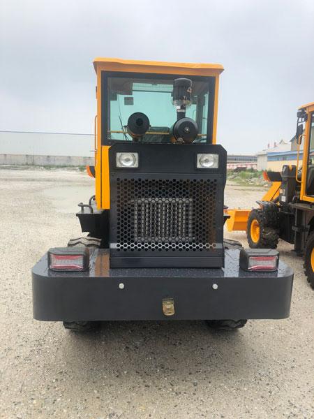 wheel loader from AIMIX
