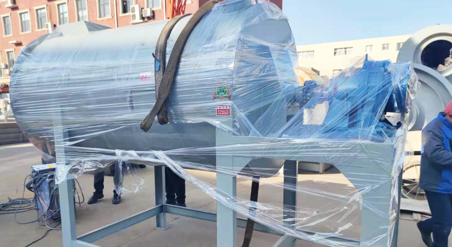 2 ton dry mortar plant to Kenya