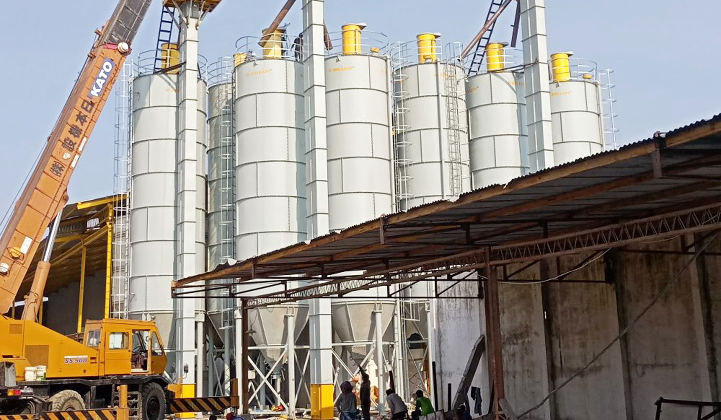 30 ton putty manufacturing plant Indonesia