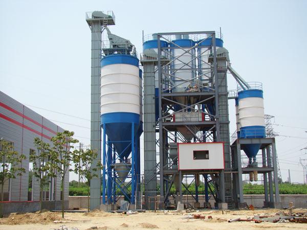 GJ30 dry mortar mix plant